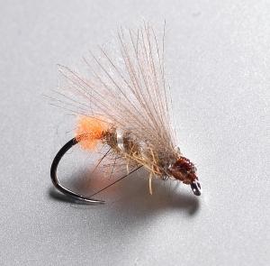 La cul de canard oreille de lièvre et tag orange, un modèles passe partout qui m'accompagne toujours